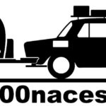 Škoda 100 na cestách