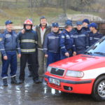 ZAKARPATSKÁ OBLAST: DSNS – podpora hasičských stanic