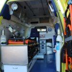 KOLOČAVA: Zdravotnická záchranná služba a převoz nemocných
